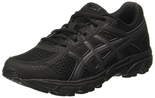 ASICS Unisex Triple/Black/Onyx Sports Shoes - 9 Kids UK/India (27 EU)(10 Kids US)(C709N.9099)