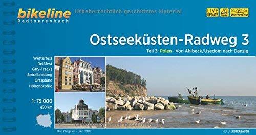 ESTB. Ostseeküsten - Radweg 3 Polen