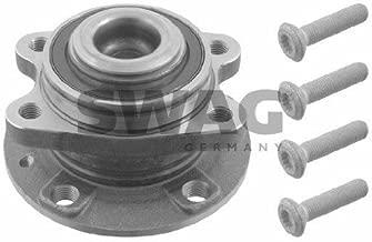 SWAG Wheel Bearing Kit Rear Axle Fits AUDI A6 C6 4F Avant Wagon 4F0598611B