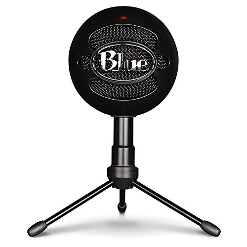 Blue Microphones iCE USB Mic for Recording and Streaming on PC and Mac, Cardioid Condenser Capsule,...