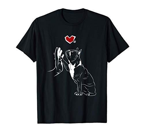 French Bulldog dog owner Frenchie Valentine´s day gift T-Shirt