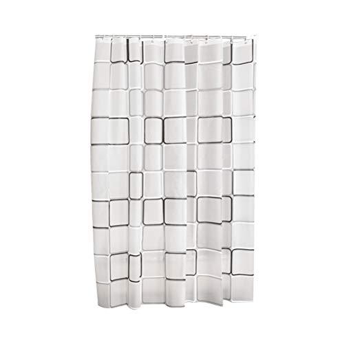cortina ducha 180×200 de la marca Yardwe