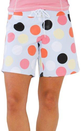 Carve Designs Paddler Board Shorts (Dots, Size-12)