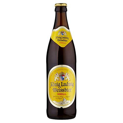 Botella Cerveza König Ludwig 1/2
