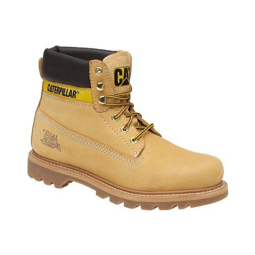 Chaussures montantes Caterpillar Colorado pour homme (44 EUR) (Miel)