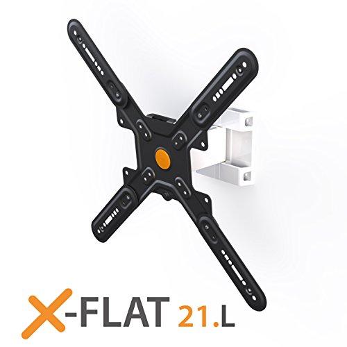 exelium XFLAT-21L Supporto a Parete per TV da 32 Pollici a 65 Pollici
