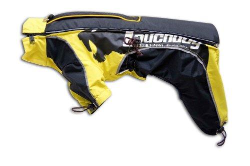 Karlie Touchdog Hundemantel, Outdoor, lang, Tiger-Logo