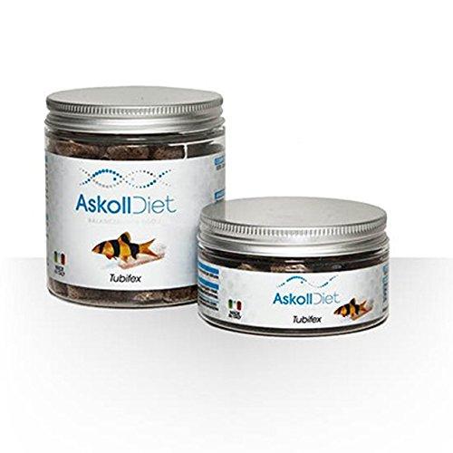 Askoll 280512 Diet Mangime per Pesci Tubifex, S