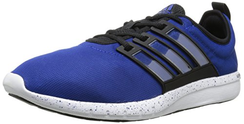 adidas Performance Men's Climacool Leap M Running Shoe, Collegiate Royal/Black/Running White, 8 M US
