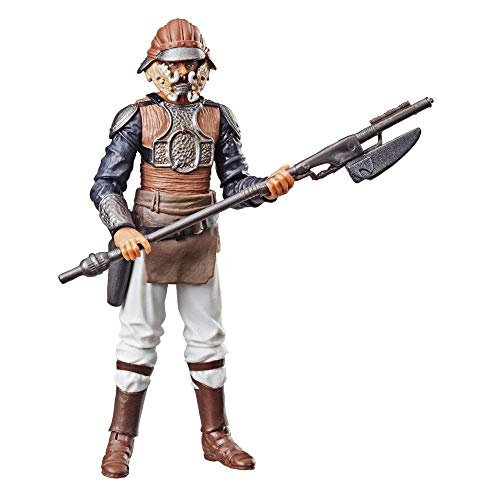 Star Wars: Figura de 9,5 cm de The Vintage Collection of The Jedi Lando Calrissian (Skiff Guard)