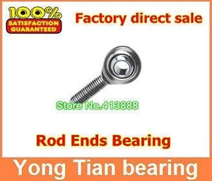 Ochoos 20pcs//Lot 3mm Male Right Hand Thread Rod End Joint Bearing Metric Thread M3x0.5mm SA3T//K POSA3