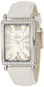 Gevril Women's 7249NT Avenue of Americas White Diamond Watch image