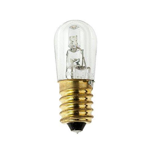 Lampade Votiva 3 LED 24V AC- 0,3W- 3000°K- E14 (ogni confezione comprende 10 lampadine)