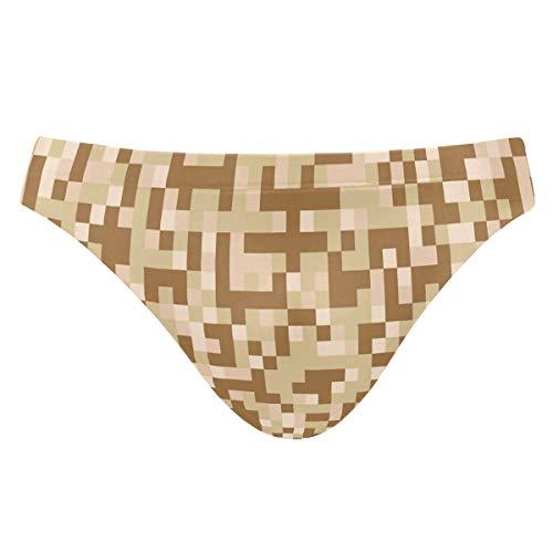 Chic Houses Hombres Traje de baño Digital Camuflaje Bikini Bragas Masculino Sexy trajes de baño 2031252 - - XX-Large