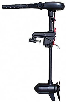 Short-Shaft Electric Trolling Motor For Inflatable Boats, Kaboats, Kayaks and Canoes review