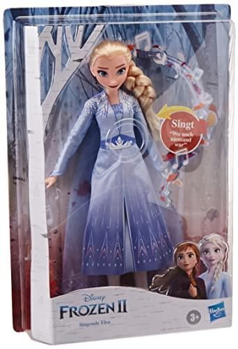 Disney Eiskönigin Singende ELSA Puppe...