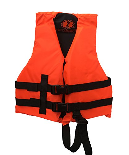 Our #6 Pick is the Hardcore Water Sports USCG Approved Life Jacket