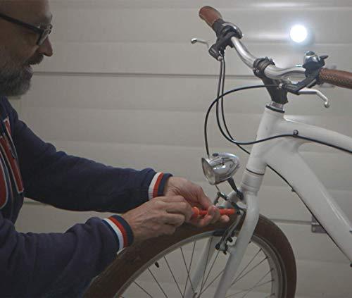 Mediashop Handylux Light-Ball LED Powerlicht- Ball - 360 Grad drehbar - magnetisch - Batterie-Leuchte   Taschenlampe - Bewegungssensor - Nachtlicht - Safe Touch Oberfläche - 4 Stück - 5