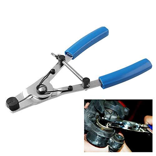 MRCARTOOL Motorrad Bremskolbenzange 16,5-40mm Durchmesser für Reparatur von Fahrzeug Motorrad