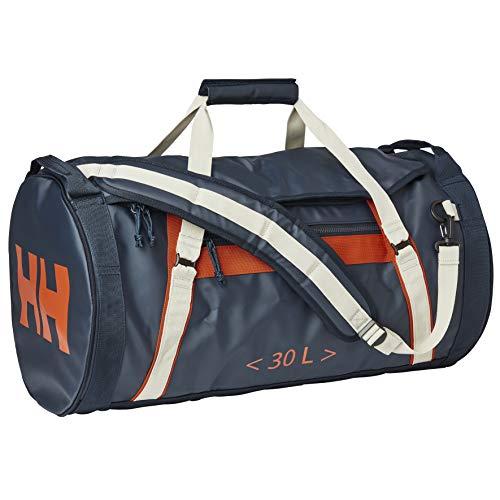 Helly Hansen HH Duffel Bag 2 30L Mochila, Adultos Unisex, 598 Navy (Azul), Talla Única