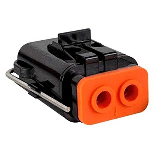 Install Bay - Waterproof Dual Atc Fuse Holder -Up To 8Ga 80 Amp- Retail Pk (IBR63), Display Products