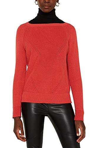 Esprit 010eo1i305 suéter, Naranja (Terracotta 805), XX-Large para Mujer