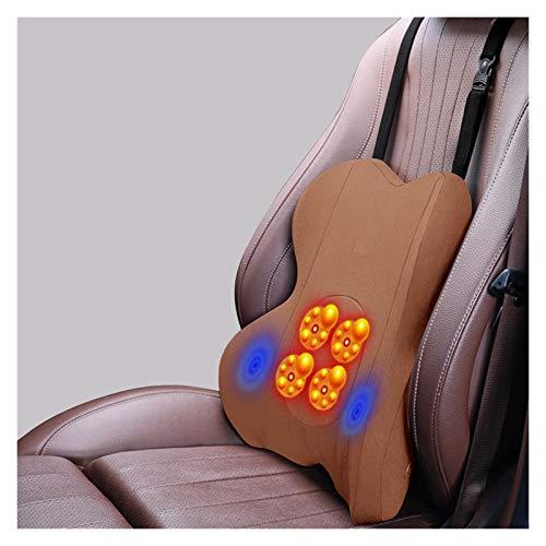 Almohada de masaje eléctrico de automóviles adecuado para la mayoría de los...