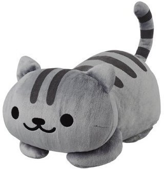 Banpresto Neko Atsume: Kitty Collector: Misty Big Plush Doll