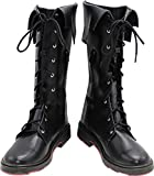 MINGCHUAN Whirl Cosplay Boots Shoes for Final Fantasy 15 Noctis Lucis Caelum
