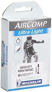 Michelin Aircomp Ultralight 700c x 18-23mm 60mm PV Case of 10 tubes