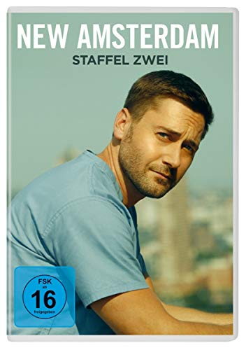 New Amsterdam - Staffel 2 [5 DVDs]