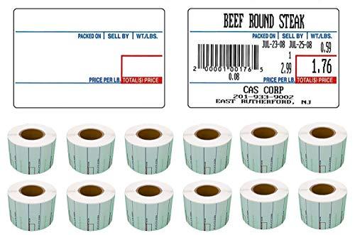 meat case labels - 1