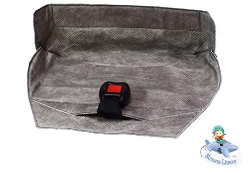 Stream Liners Premium Disposable Car Seat Piddle Pad (5 Pack)