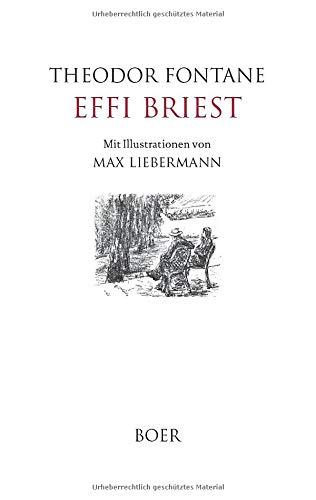Effi Briest: Illustrationen von Max Liebermann