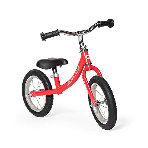 Burley MyKick, Balance Bike, Rubber, Non-Marking Tires - 2, 3, 4 Year Olds