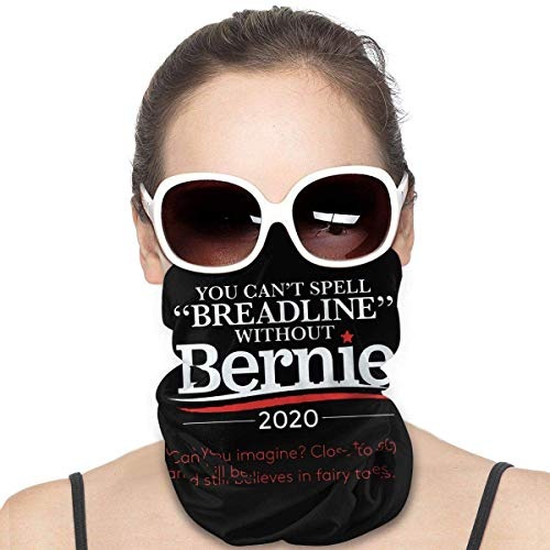 You Can't Spell Breadline Without Bernie 2020 Can You Imagine Outdoor covers Varietà Testa Sciarpa