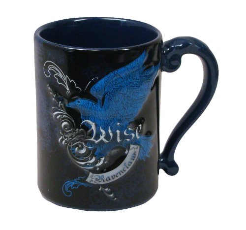 Wizarding World Harry Potter Ravenclaw House Crest Attribute Coffee Tea Mug Exclusive - NEW