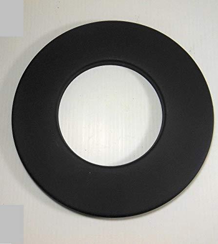 ROSONE copriforo tubo scarico fumi Diametro 80 per stufa a pellet canna fumaria