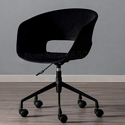 Computer Stuhl Studie Computer Stuhl Home Modern Einfache Freizeit Verhandlung Tisch Drehstuhl Studie BüRostuhl Rotierender Computer Stuhl