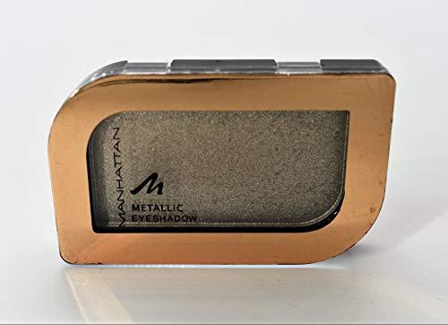 Manhattan Metallic Eyeshadow Nr. 003 Metal On Inhalt: 3,5g Metallischer Lidschatten