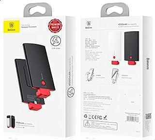 Baseus Energy Backpack Powerbank 4000mAh Black/Red
