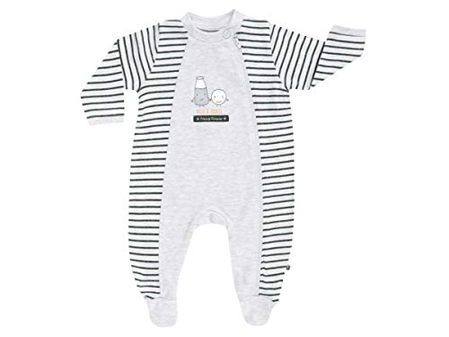 """JACKY BABY à Langer Body Manches Longues 2er-Pack /""""Ourson/"""" Unisexe Taille 50//56-86//92"""