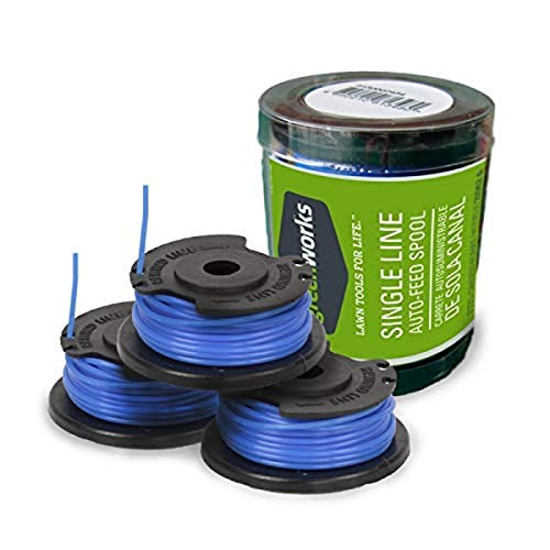 Greenworks Replacement Spools for Greenworks Cordless...