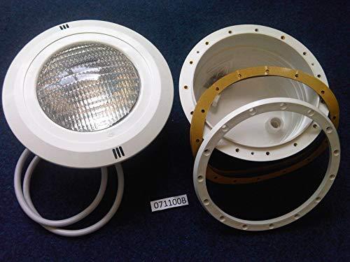 badelaune Poolbeleuchtung Unterwasserscheinwerfer 300W 12V Scheinwerfer Poolscheinwerfer