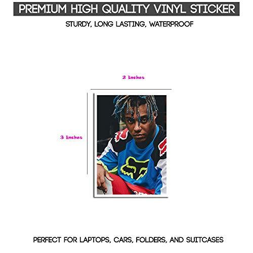 Juice Premium 25 PC Vinyl Stickers Decal Set