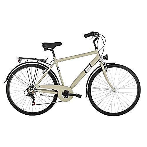 Alpina Bike Moving TRK, Bicicletta Uomo, Ghiaia, 28'