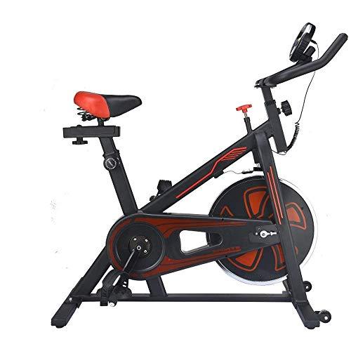 Bicicleta estática multifuncional Ciclismo de interior Bicicleta Bicicleta deportiva silenciosa Equipo de fitness robusto Ejercicio de entrenamiento Bicicleta estacionaria (Deporte de interior)