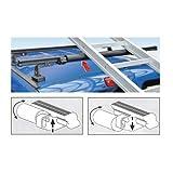 GEV 9301 Rullo per Barre Portatutto Professional