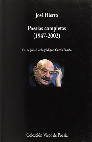 Poesías completas (1947-2002): 996 (visor de Poesía