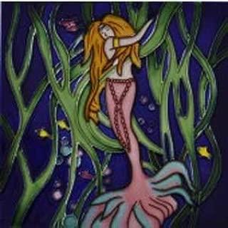 mermaid tail tile